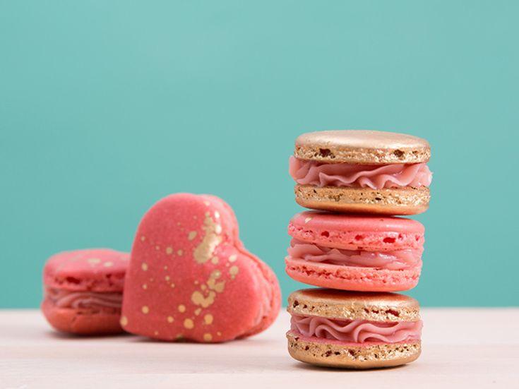 DIY-Anleitung: Macarons für den Anti-Valentinstag backen via DaWanda.com