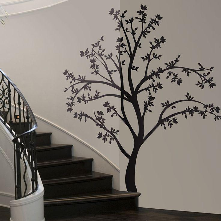 Fab.com | Silhouette Tree Wall Decal