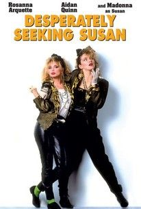 A petite New Jersey housewife finds self-fulfillment through amnesia in this new wave comedy of errors set in New York's hip '80s downtown scene. Rosanna Arquette stars as Roberta, who turns to the personals for vicarious thrills after her four-year marriage to staid hot tub salesman Gary (Mark Blum) grows stale. Her favorite classified ads trace the romance of Jim (Robert Joy), a struggling musician, and Susan (Madonna), a SoHo vamp who's just narrowly escaped being murdered alon...