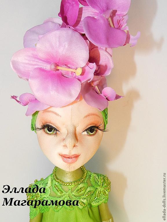 Купить Орхидея. - розовый, орхидея фаленопсис, подарок, подарок женщине, подарок на день рождения