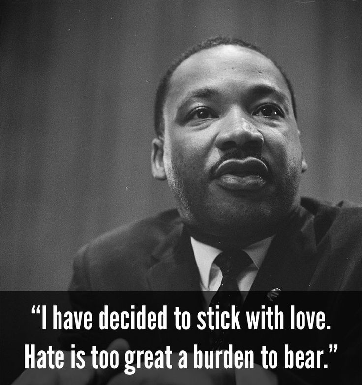 Marthin Luther King Jr.