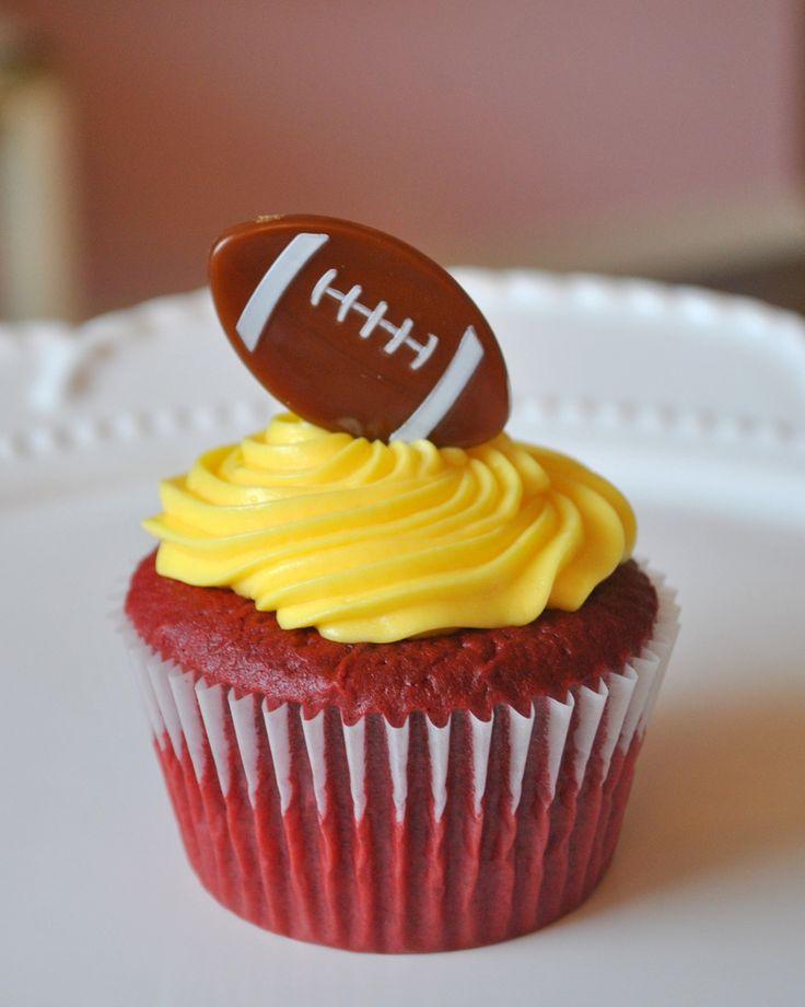 ..Redskins Cupcakes or Marauder cupcakes?