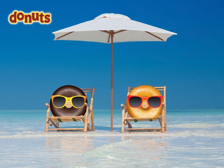 Verão que é Verão, é com Donuts!