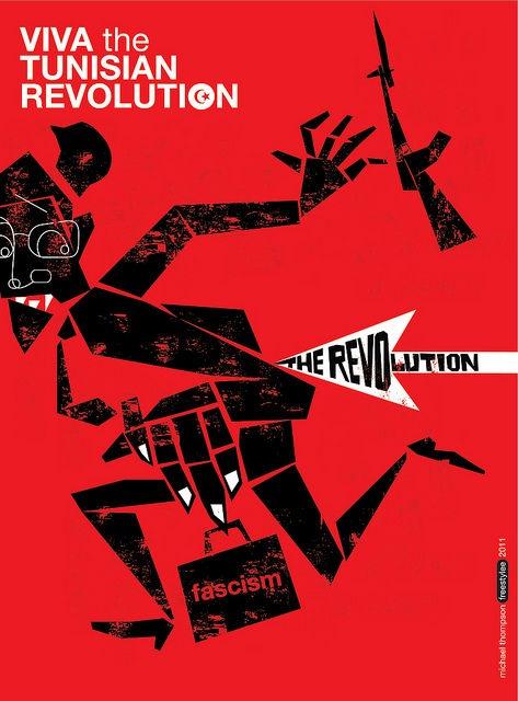Viva the Tunisian Revolution (2011)    By Freestylee