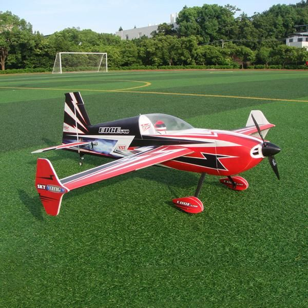 Wallmart.win Skywing PP EDGE540 50E 55 Inch 1397mm Wingspan 3D Aerobatic RC Airplane Kit: Vendor: BG-US-Toys-Hobbies-and-Robot Type: RC…
