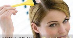 Mais Estilosa: Como remover tinta do cabelo