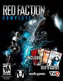 [Amazon] Red Faction Collection Steam $11.99 (80%)