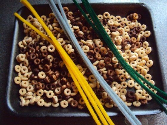 cheerio bird feeders - easy bird feeders for kids - happy hooligans