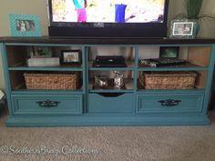 dresser to tv stand, dresser, tv stand, DIY, home decor, entertainment center, contest winner