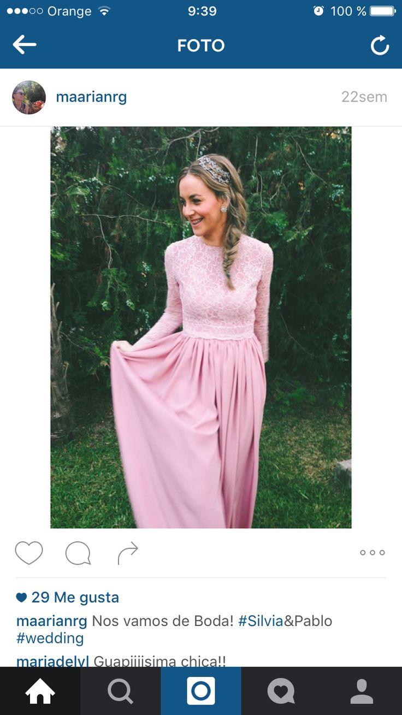 Mejores 95 imágenes de Invitadas en Pinterest | Trajes de fiesta ...