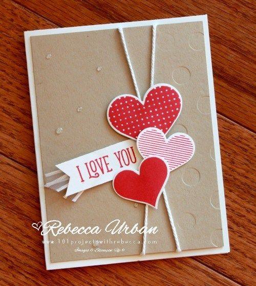 Best 25+ Valentine Day Cards Ideas On Pinterest
