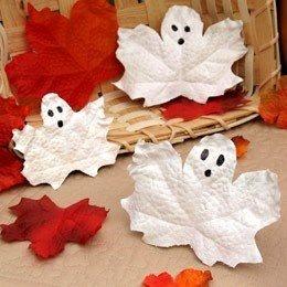 Blätter-Gespenster