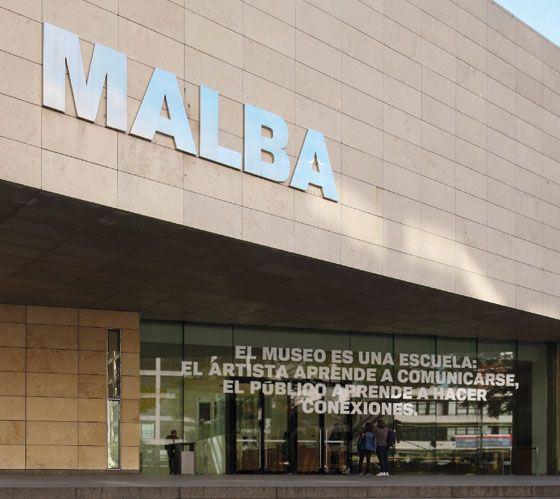 Luis Camnitzer sobre su obra El museo es una escuela | Malba