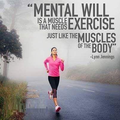 Mental will ♀️❤️