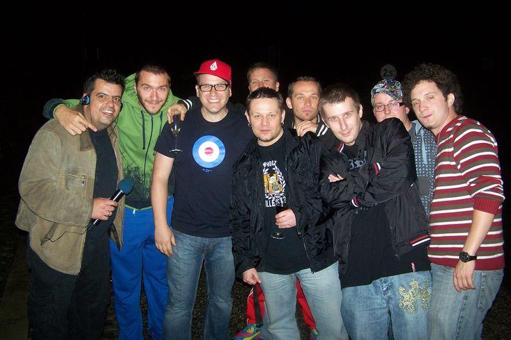 Impreza w Partybus RMF Slaby Program- Robert M, Dirty Rush, Karramba www.partybus.pl