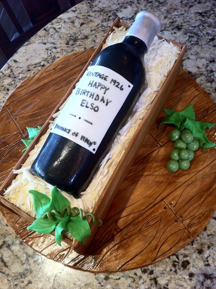 Buy Wine Bottle Cake Pan