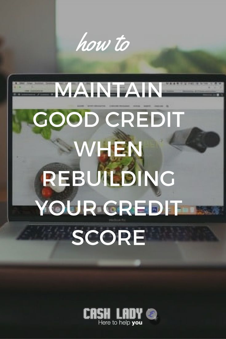 If you have good credit then you should be proud of managing your borrowing well and building a good credit history. Yet, sometimes an unexpected emergency or a simple mistake can get in the way of how you maintain good credit. www.cashlady.com