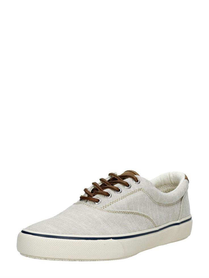 Sperry Striper heren bootschoenen - beige