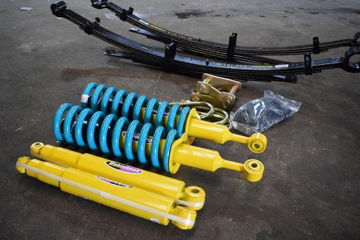"""2"""" Dobinsons Lift kit for PX Ranger today  #Dobinsonslift #fordrangerliftkit #grandtyres #liftkitdandenong"""