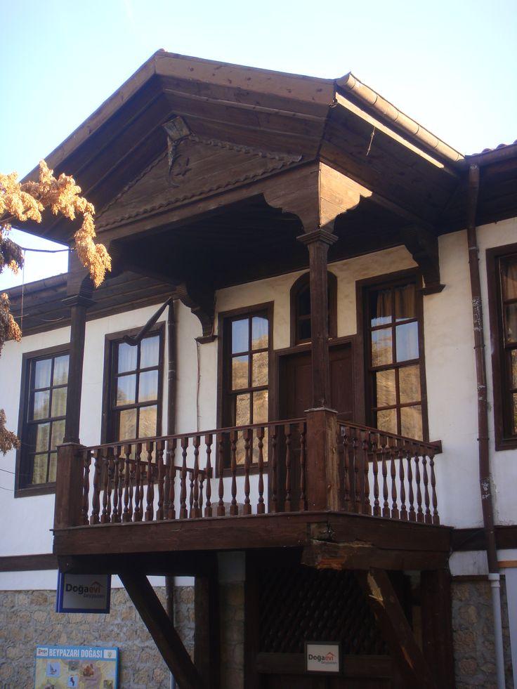 Traditional Ankara House Beypazari