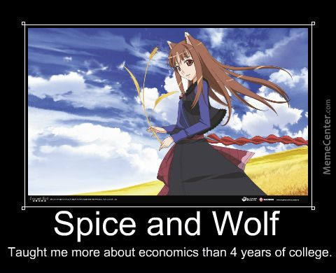 spice and wolf funny - Google Search