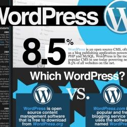 WordPress is a prolific bit of software used by well over 25 million users in some form. WordPress started from a very humble beginning to now power 8