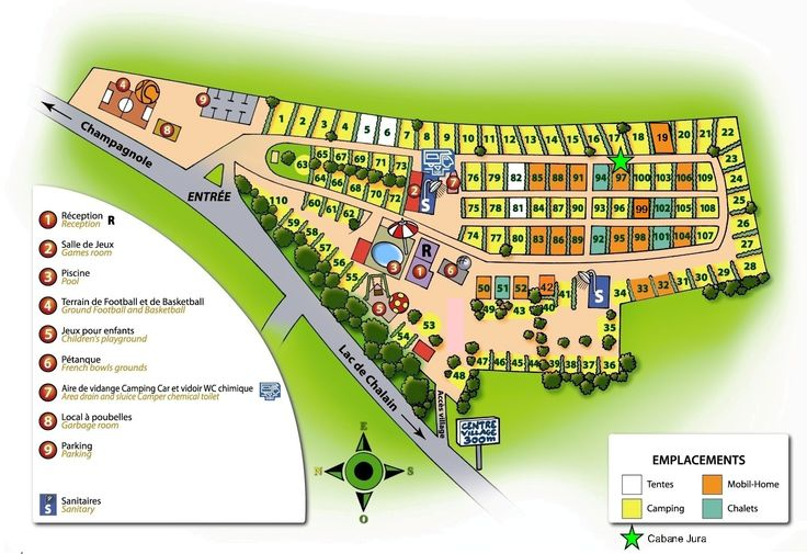 camping jura Sous Doriat, location de vacances, piscine chauffée,camping jura, camping-car, caravanes, mobil-Home