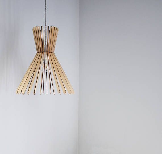 LAM lamp, #plywood #lamp #pendantlamp #lasercut #design  #minimaldesign #modern