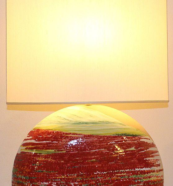 lampada ceramica umbra taticchi