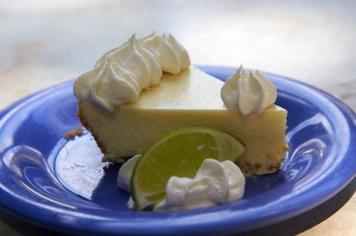 4-ingredient key lime pie recipe that practically makes itself!