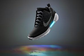 "Nike anuncia data de lançamento para Self-Lacing ""HyperAdapt"" Sneakers"