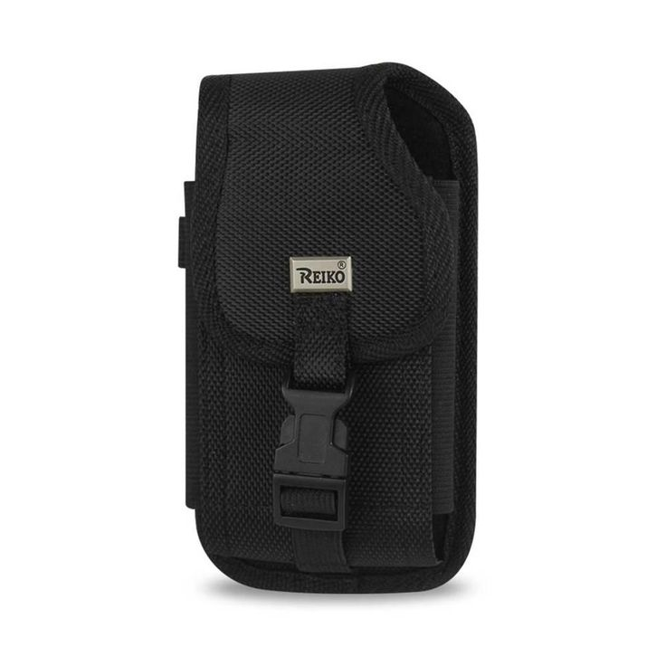 Reiko Vertical Rugged Pouch Ph01B Motorola Droid X Mb810 Plus Black Cell Phone With Cover