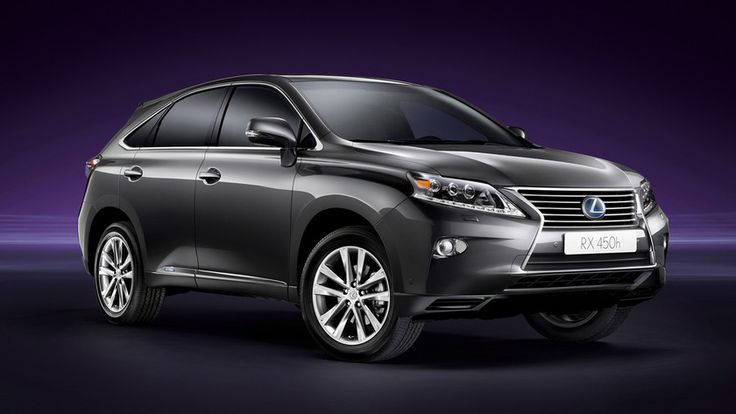 The Lexus 450h Is the Mom Jeans of Luxury Crossovers - Bloomberg