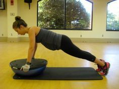 LOTS of core exercises for pregnant women - I should be doing these now