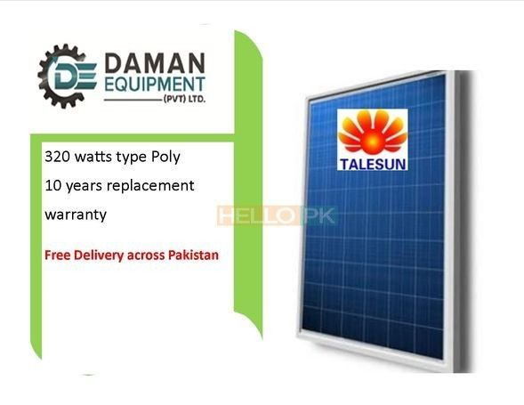 Solar Panel 320 Watts Talesun In 2020 Solar Panels Electronic Organization Solar Panel Cost