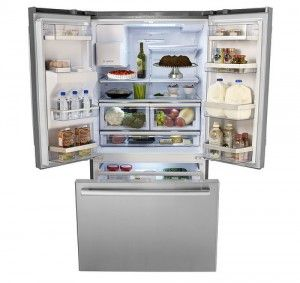 Suggested refrigerator staples to keep on hand...this page also has link to pdf pantry checklist also