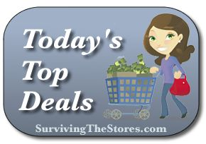 STS Monday Top Deal News: FREE Omega-3 Fish Oil at Walgreens, Last Day Taste of Home 5 dollar Cookbook Sale, and More!