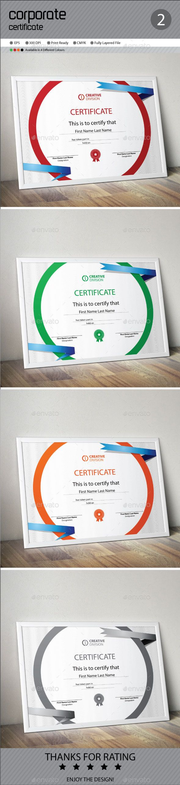 Certificate Template Vector EPS. Download here: http://graphicriver.net/item/certificate/11159334?ref=ksioks