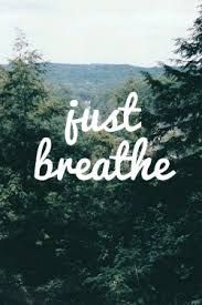 Just #breathe