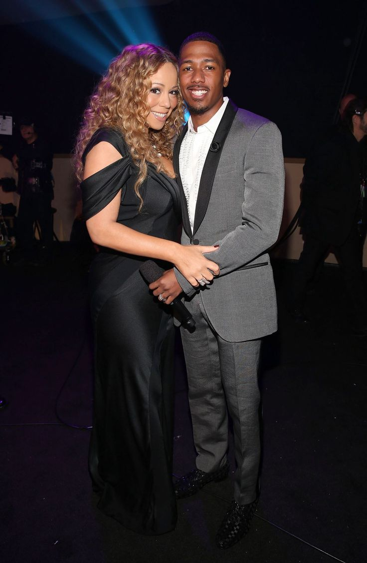 Mariah Carey & Nick Cannon - Christopher Polk/Getty Images For Nickelodeon