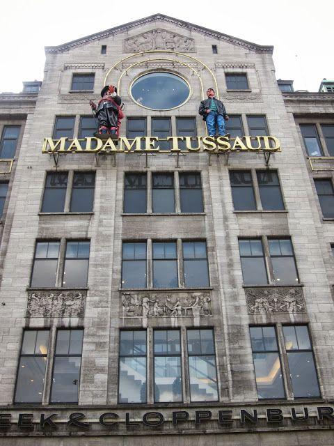 Madame Tussaud, Amsterdam, The Netherlands  http://www.madametussauds.com/Amsterdam/en/Default.aspx