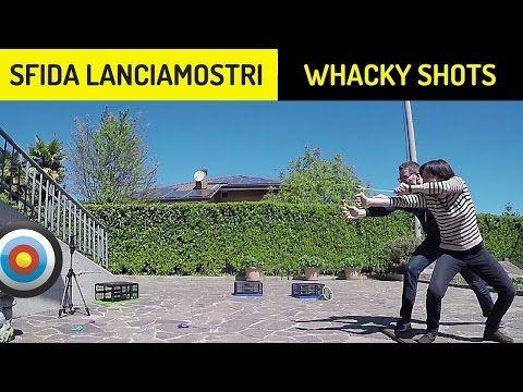 I LANCIA MOSTRI: SFIDA con i WHACKY SHOTS! #grandigiochi