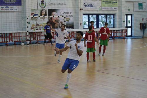 Montesilvano C5-Civitella 2-4 sconfitta a testa alta per la squadra abruzzese