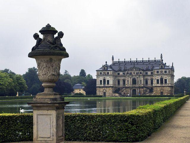 thistroubledmindofmine: Grosser Garten Dresden de weyerdk en Flickr.