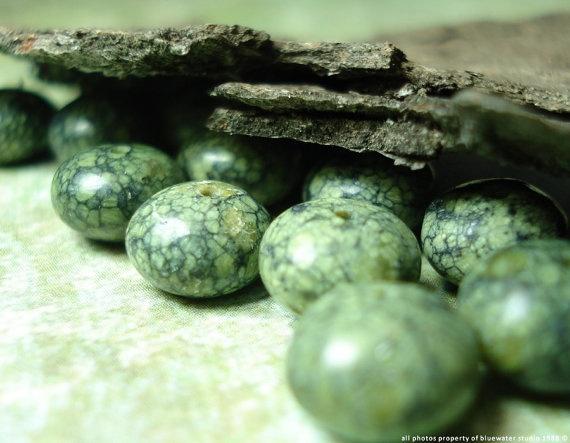 Crystals & Stones:  #Russian #Serpentine.