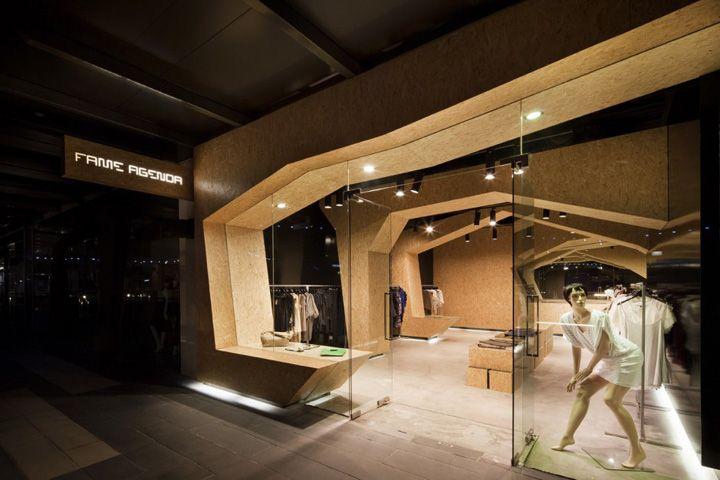 17 best ideas about fashion shop interior on pinterest - Interior design courses brisbane ...