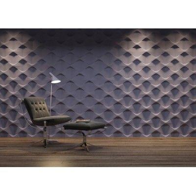 Dunes - Holes - Panel dekoracyjny ścienny 3D