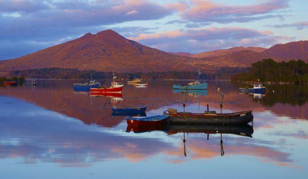 La péninsule de Beara et l'île de Garinish   Ireland.com