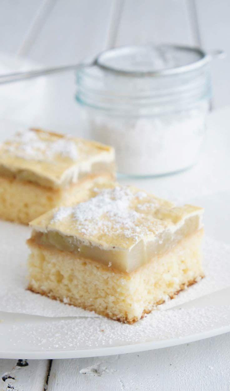 Apple Slice Using Packet Cake Mix
