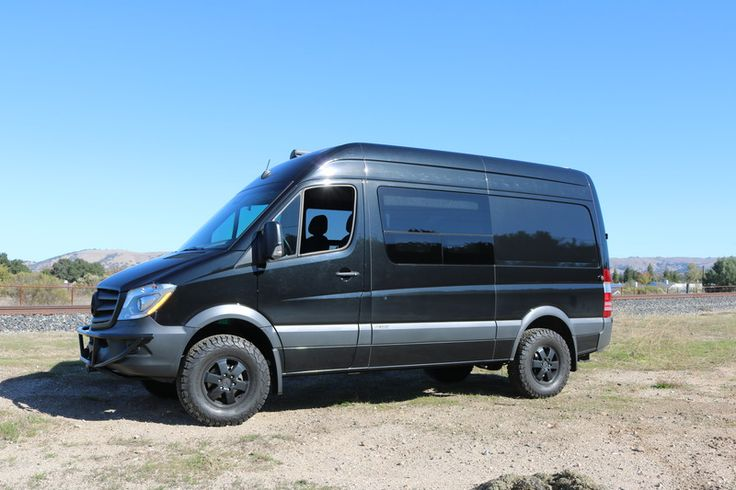 "Van Compass Striker 2"" Suspension Lift SprinterForum"